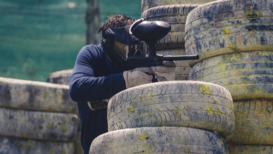 Paintballing is the perfect choice for many occasions,